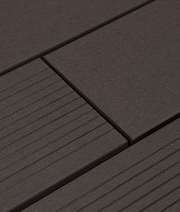 Sample - Charcoal BamDeck® 3G Composite Decking