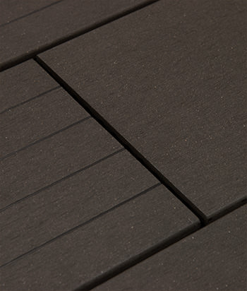 Sample - Charcoal BamDeck® 3G Wide Composite Decking
