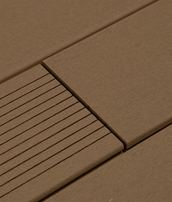 Sample - Coffee BamDeck® 3G Composite Decking