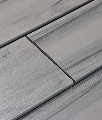 Sample - Graphite Grooved Edge GreenClaimed® Composite Decking