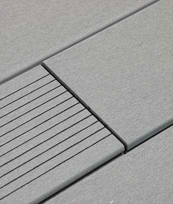Sample - Slate BamDeck® 3G Composite Decking