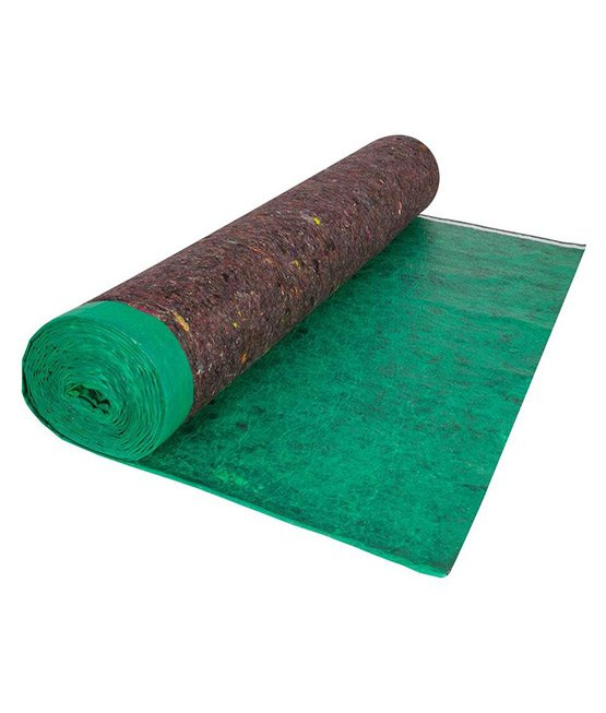 Recycled Felt Underlayment Roll