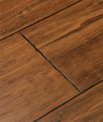 Sample - Antique Java Fossilized® T&G Engineered Flooring