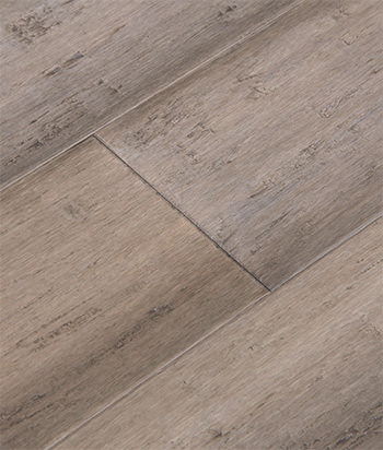 Sample - Catalina Fossilized® Wide T&G Bamboo Flooring