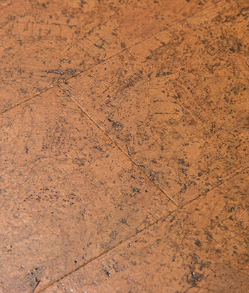 Sample - Dawn GreenClaimed® Cork Flooring