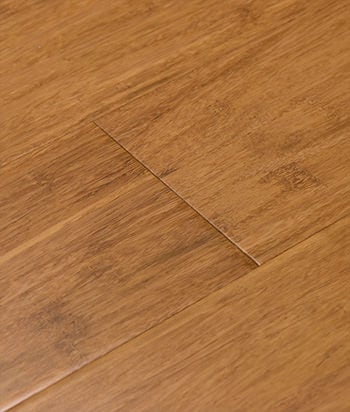 Sample - Mocha Fossilized® Click Bamboo Flooring