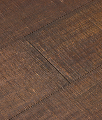 Sample - Rustic Barnwood Wide T&G Fossilized® Bamboo Flooring