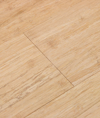 Sample - Unfinished Natural Fossilized® Wide T&G Bamboo Flooring