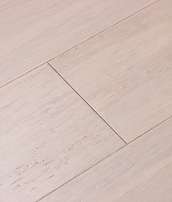 Sample - Vintage Pearl Fossilized® Wide Click Bamboo Flooring