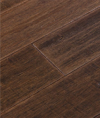 Sample - Vintage Port Fossilized® Bamboo Flooring