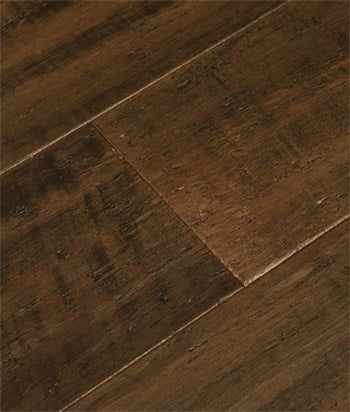 Sample - Vintage Port Fossilized® Wide Click Engineered Bamboo Flooring