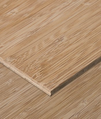 Sample - Bamboo Plywood - 3ply 1/4 in. Vertical Carbonized